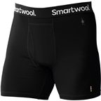 Smartwool Merino 150 Men's Boxer Brief: Black