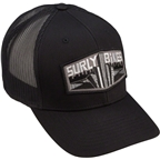 Surly Dirty Windows Trucker Hat Black One Size
