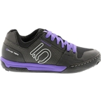 Five Ten Freerider Contact Women's Flat Pedal Shoe: Split Purple