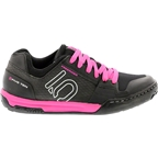 Five Ten Freerider Contact Women's Flat Pedal Shoe: Split Pink