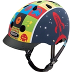 Nutcase Little Nutty Helmet: Space Cadet Matte
