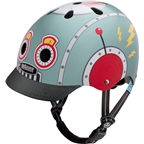 Nutcase Little Nutty Helmet: Tin Robot