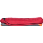 Big Agnes Inc. Gunn Creek 30F Sleeping Bag: Synthetic Red Long