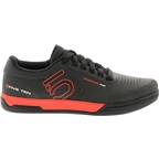 Five Ten Freerider Pro Men's Flat Pedal Shoe: Black/Red