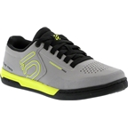 Five Ten Freerider Pro Men's Flat Pedal Shoe: Light Granite