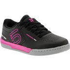 Five Ten Freerider Pro Women's Flat Pedal Shoe: Black/Pink