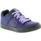 Five Ten Freerider Canvas Women's Flat Pedal Shoe: Midnight Indigo