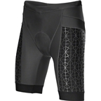 "TYR Competitor 6"" Women's Short: Black"