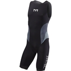 TYR Torque Elite Men's Swimskin: Black