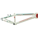 "Staats Bloodline GranPremio Junior Frame 18.5"" Top Tube Spanish White"
