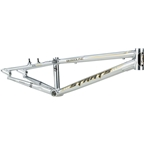 "Staats Bloodline Supermoto30 Expert XL Frame 20.25"" Top Tube Silver Arrow"