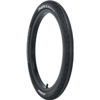 "Tioga FASTR X BLK LBL Tire: 20 x 1.75"" Folding Bead, Black"