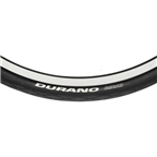 "Schwalbe Durano Tire, 20 x 1.1"" Folding Bead Tire with Dual Compound Tread and RaceGuard Protection"