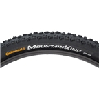 "Continental Mountain King Tire 26 x 2.2"" Steel Bead,Black"