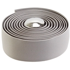 Soma Thick And Zesty Bar Tape - Silver