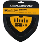 Jagwire Pro Brake Cable Kit Road SRAM/Shimano, Black
