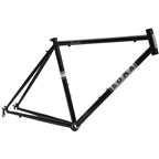 Soma Smoothie Road Frame - 52cm - Slick Black