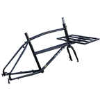 "Soma Tradesman Frame/Fork - One Size (20"") - Slick Black"