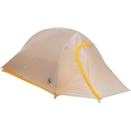 Big Agnes Inc. Fly Creek HV UL2 Shelter Ash/Yellow 2-person