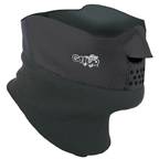 Gator Duo Face Protector, Black