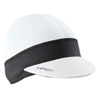 Halo Headbands Cycling Cap, One Size - White