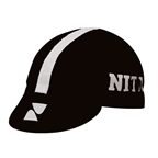 IDG Nitto Cycling Cap, Black - One Size
