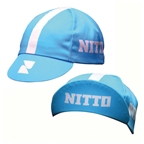 IDG Nitto Cycling Cap, Blue - One Size