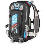 Leatt Enduro Lite WP 2.0 Hydration Pack, 2L - Black/Blue/Orange
