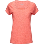 Zoot Sunset Tee Women's Top: Coral