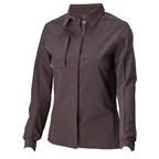 KETL Overshirt Women's: Warm Charcoal