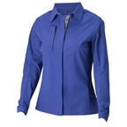 KETL Overshirt Women's: Bright Blue