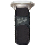 Chums The Band Watchband: 3/4 Black