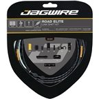 Jagwire Road Elite Link Shift Cable Kit SRAM/Shimano with Ultra-Slick Uncoated Cables, Limited Edition