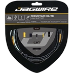 Jagwire Mountain Elite Link Shift Cable Kit SRAM/Shimano with Ultra-Slick Uncoated Cables, Limited Edition