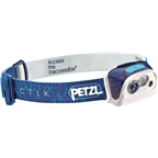 Petzl ACTIK Headlamp 300 Lumens: Blue