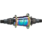 We The People Helix V2 36h Freecoaster Hub RHD 14mm Regular Axle Oilslick