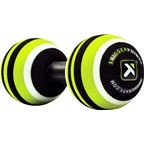 "Trigger Point MB2 Massage Roller Ball Set: 2.6"" diameter, Green/Black,White"