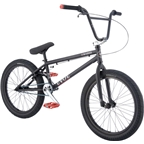 "Radio Evol 20"" 2017 Complete BMX Bike 20.3"" Top Tube - Matte Black"