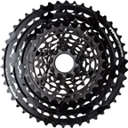 e*thirteen TRS Race 11-speed 9-46t Cassette for XD Driver Freehubs, Black