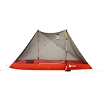 Sierra Designs High Route 1FL Shelters: Silver Lining/Red Clay 1-person