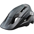 Fox Racing Metah Helmet: Matte Black SM/MD