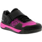 Five Ten Hellcat Pro Women's Clipless/Flat Pedal Shoe: Shock Pink