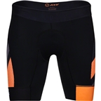 "Zoot Ultra Tri 9"" Men's Short: Racing Stripe"