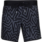 "Zoot Board Short 7"" Men's Short: Black Shaka"