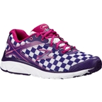 Zoot Solana 2 Women's Running Shoe: Checker/Deep Purple