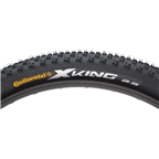 "Continental X King Tire 26 x 2.2"" Steel Bead, Black"