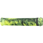We The People Hilt XL Flangeless Grip Purple and Neon Green Marble 160mm Length, 29.5mm Diameter