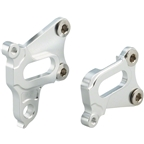 Surly MDS Chips: 12mm Axle Horizontal Dropout Alloy Standard hanger and updated eyelet, Pair