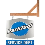 Park Tool Single-Sided Shop Service Department Sign