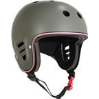 Pro-Tec Full Cut Helmet: Trike Matte Gray XL